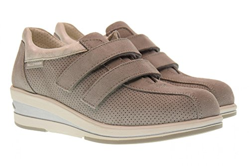 snaekers Chaussures Bas Femmes Gray 17142 Valleverde v8zqwa