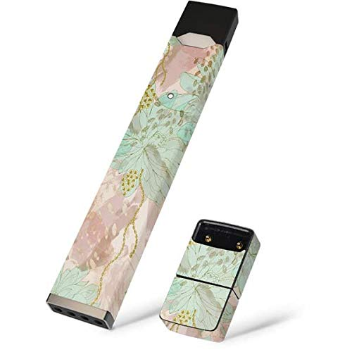 Skinit Floral Shadows Skin for Juul Premium Wraps for Juul Device - Original Floral Patterns Design - Ultra Thin 3M Vinyl, Residue Free, Easy Application ()