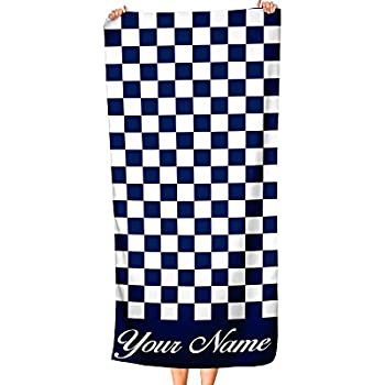 Amazon.com: Extra Large Personalized Beach Towel - Oversized Thick on oversized pool towels, patterned towels, unique towels, printed towels, bathroom hand towels, bath towels, oversized jewelry, blue towels, oversized beach hats, epic towels, pendleton hand towels, black and white decorative towels, oversized beach blankets, oversized beach balls, oversized shirts, terry kitchen towels, gymnastics towels, oversized beach mats, lounge towels, salt life towels,