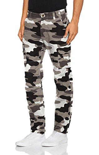 Camouflage Multicoloured Whc Men's white Trousers Edwardsport Dickies qSXOR
