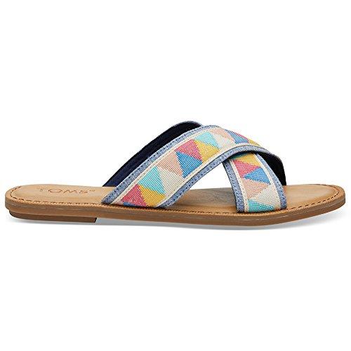 Viv Sand Schuh multi-color Mehrfarbig (multi tribal)