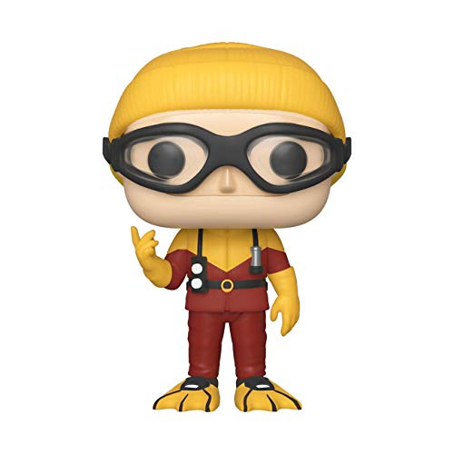 Pop! Movies Big Daddy - Scuba Sam