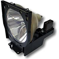 Eiki Compatible 610 284 4627, 6102844627, 610-284-4627, LC-XT1, LC-XT1D, POA-LMP29 Projector Lamp with Housing