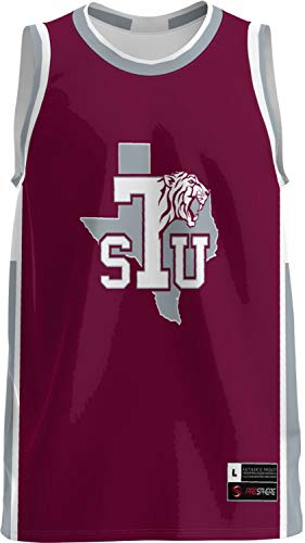 ProSphere Texas Southern University Men's Basketball Jersey (Modern) FFA8