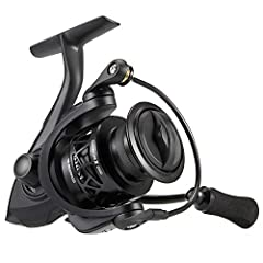Piscifun Carbon X Spinning Reels - Light to 5.7oz, 5.2:1-6.2:1 High Speed Gear Ratio, Carbon Frame and Rotor, 10+1 Shielded BB, Smooth Powerful Freshwater and Saltwater Spinning Fishing Reel
