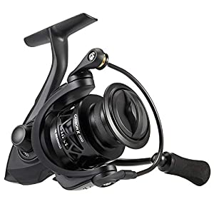 Piscifun Carbon X Spinning Reel, Spinning Fishing Reel Carbon Frame Light to 7.8oz, 6.2:1 Gear...