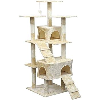 Amazon.com: E-Myga - Candos para árbol de gato, duraderos ...