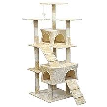 Homesity HC-001 Light Weight Economical Cat Tree Furniture