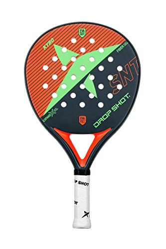 Drop Shot Kybo Recreational Pop Tennis and Padel Paddle Racquet (2019 Model)