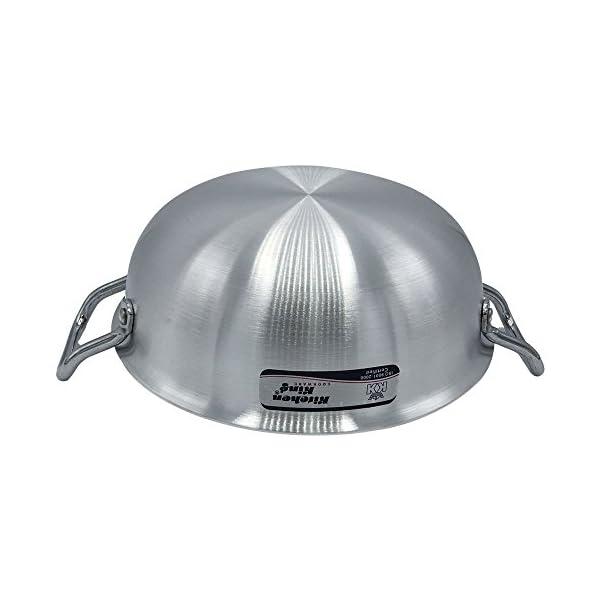 23cm to 33cm Aluminium Karahi 3