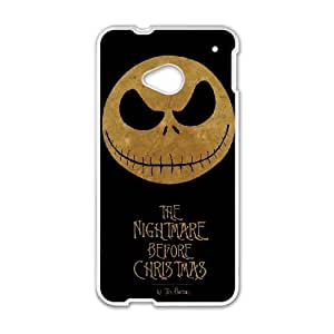 The Nightmare Before Christmas DIY case For Custom Case HTC One M7 QW7102346