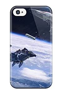 New Arrival Case Specially Design For Iphone 4/4s (artistic Space Jump S) by mcsharks