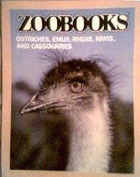 Ostriches, Emus, Rheas, Kiwis, & Cassowaries (Zoobooks)