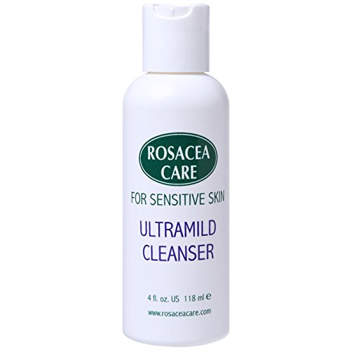 Ultramild Cleanser - Really effective for rosacea, non-drying (4 Fl Oz)
