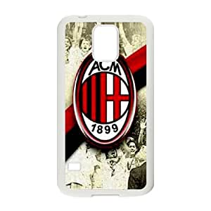 AC Milan Samsung Galaxy S5 Cell Phone Case White Exquisite gift (SA_437526)