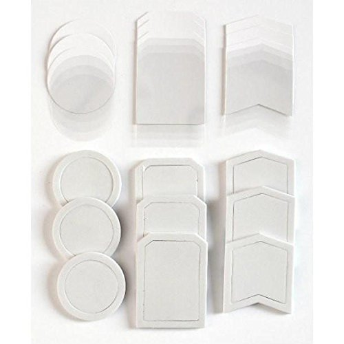 Queen & Co. Shaker Shape Kit Refill