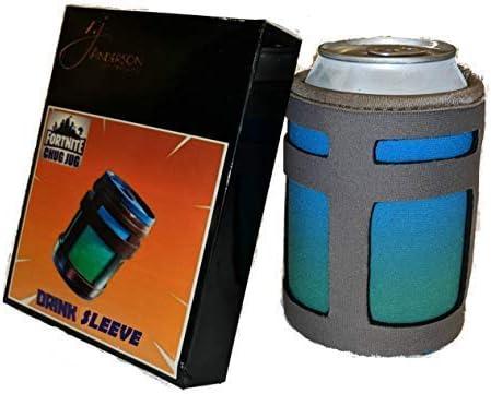 آستین نوشیدنی الهام بخش Chug Jug - هدیه ای برای Gamer Boy Girl Son پسر فرزند کودک Friend PC Fun