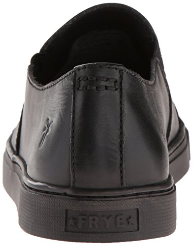 Sneaker Slip Leather Fashion Frye Black Women's Gemma w0BPqPnxUz