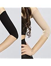 Sirupday Compression Slimming Arms Sleeves Workout Toning Burn Cellulite Shaper