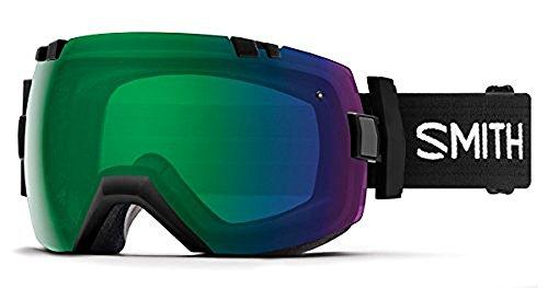 Smith Optics I/OX  Goggle - Black Frame/ChromaPop Everyday Green Mirror/ChromaPop Storm Rose - Smith Opticals