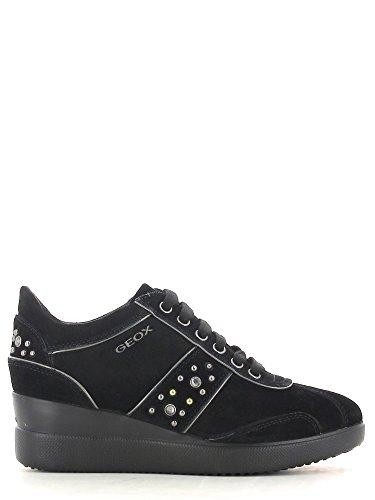 Geox Zapatillas D Stardust Negro