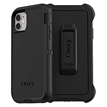 OtterBox Defender Collection Screenless Version Case for iPhone 11 – Black
