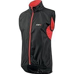 Louis Garneau Men\'s Nova Vest Black / Red L 2-Pack