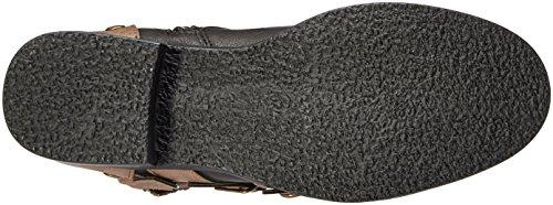 Ellie Shoes Women's 181-Silas Combat Boot 5