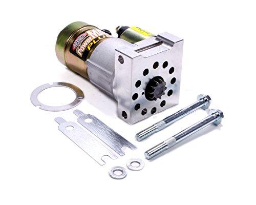- Powermaster Performance 9109 PowerMax Plus Starter 168 Tooth Flywheel 160 ft./lbs. 11:1 Compression Ratio 6:1 Gear Reduction Natural Finish PowerMax Plus Starter