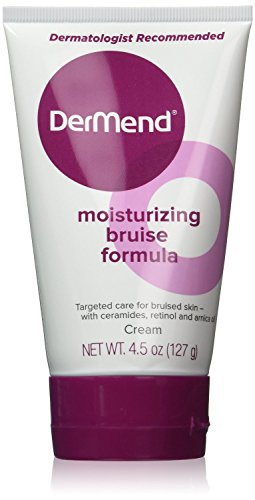 Price comparison product image DerMend Moisturizing Bruise Formula Cream 4.50 oz (Pack of 6)