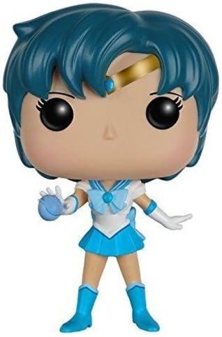 Funko Mercury Figura de Vinilo, colección de Pop, seria Sailor Moon (7301)