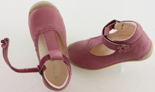 EN-FANT fille chaussure scratch salomé, rose, taille 19, 814915U-42