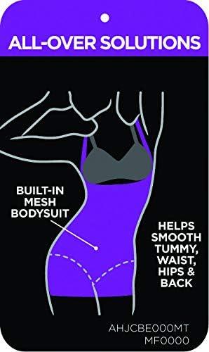 FLEXEES Women's Firm Control Shapewear WYOB Slip