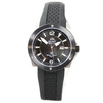 Orient FNR1H001B0 Sporty - Reloj automático de pulsera para mujer (cristal de zafiro, correa