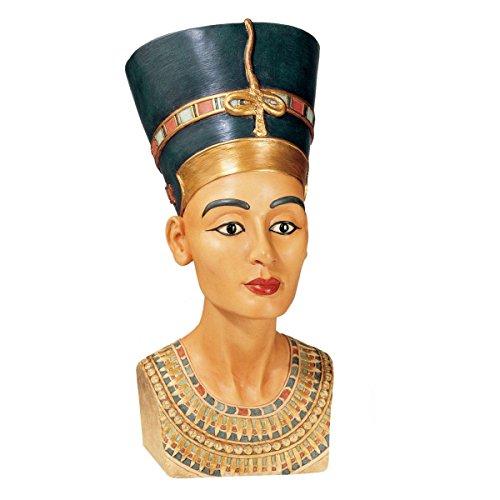 Design Toscano Queen Nefertiti Medium - Nefertiti Bust Queen