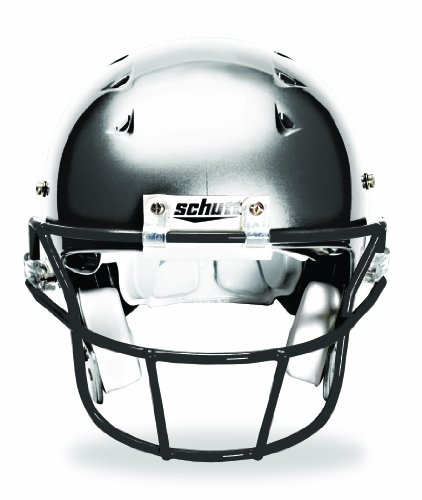 Schutt DNA OPO YF Youth Faceguard (Black, Youth) (Face Guard Football Adult)