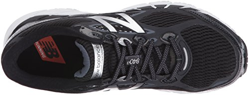 New Balance 840 v3 Mens Running Shoes Black/White gFaOY