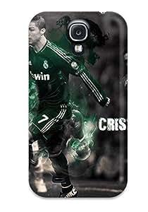 Excellent Galaxy S4 Case Tpu Cover Back Skin Protector Cristiano Ronaldo Skills