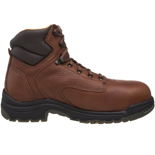 Tiboot Timberland M Safety 10 US 5 Toe Men's Coffee Coffee D 6
