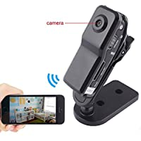 8GB WIFI Hidden Camera Nanny CAM 1280×960 Video Shooting Motion Detection Support Real-time View for Security Surveillance