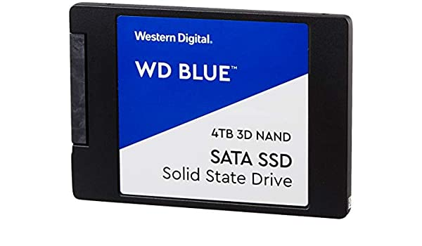 Western Digital Blue WDBNCE0040PNC-WRSN: Amazon.es: Electrónica