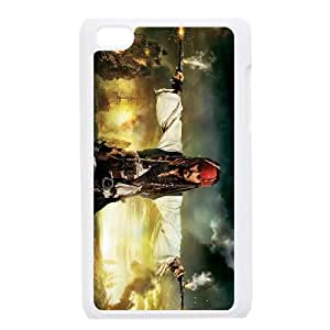 Pirates of the Caribbean iPod Touch 4 Case White O1651250