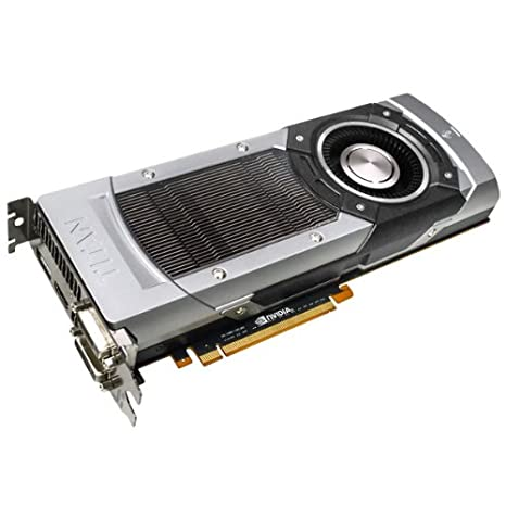 Amazon.com: EVGA GeForce GTX TITAN 6 GB GDDR5 384bit, Dual ...
