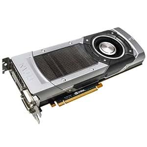 EVGA GeForce GTX TITAN 6GB GDDR5 384bit, Dual-Link DVI-I, DVI-D, HDMI,DP, SLI Ready Graphics Card (06G-P4-2790-KR) Graphics Cards 06G-P4-2790-KR