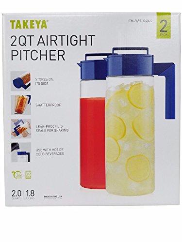 2 quart pitcher bpa free - 9