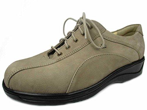 Finn Comfort - Zapatos de cordones para mujer beige Rock *