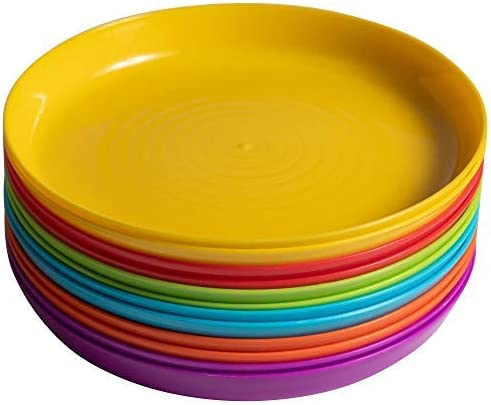 Klickpick Home colorful dinnerware colors product image