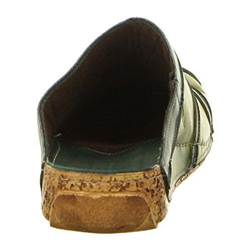 Gemini Femmes Mules vert, (grün-kombi) 032091-770