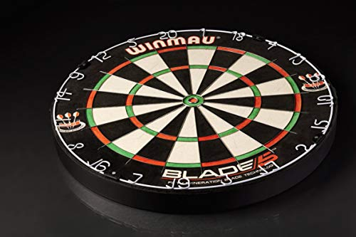 Winmau Dartboard All-New Wiring for Scoring and Reduced