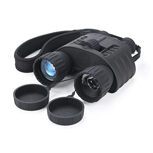 Bestguarder WG-80 4X50mm HD Digital Night Vision Binocular w